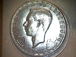 Luxembourg 100 Francs 1946 - John The Blind - Lussemburgo