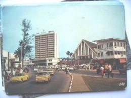 Kameroen Cameroun Yaounde Centre Ville - Kameroen
