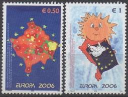 NATION UNIES  Au KOSOVO   N°43/44___NEUF**VOIR SCAN - Europäischer Gedanke