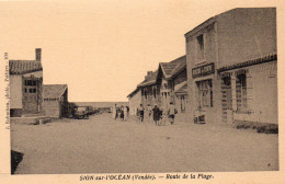 85 Sion Route De La Plage Animée - France