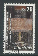 Mauritius, Yv 1129 Jaar 2011, Hoge Waarde, Gestempeld, Zie Scan - Maurice (1968-...)