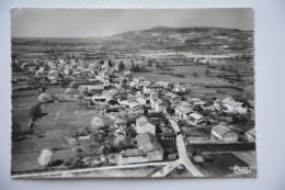 TOSSIAT-vue Generale Aerienne - Autres Communes
