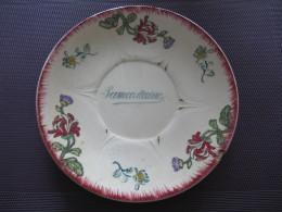 Assiette Samaritaine - Teller