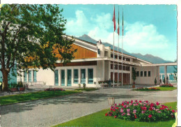Saint Vincent (Valle D´Aosta) Nuovo Stabilimento Termale, The New Thermal Establishment, Das Neue Thermal Bad - Italia