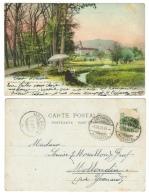 Suisse//Schweiz//Svizerra // Switzerland// Neuchâtel //Colombier, Le Château Et Ses Allées - NE Neuchatel