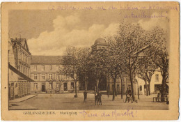 ALLEMAGNE GEILENKIRCHEN MARKTPLATZ 10010 - Geilenkirchen