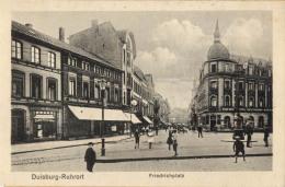 ALLEMAGNE DUISBURG RUHRORT FRIEDRICHPLATZ 42 - Duisburg
