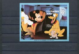 TOGO 1980 Y&T Bl 143** Mickey Disney Pluto - Togo (1960-...)