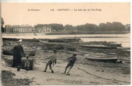 29. Loctudy. La Cale Vue De L´ile Tudy - Loctudy