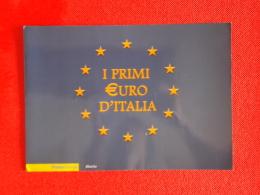 Italia Folder 2002 Primi Euro D´ Italia Catalogo 2012 € 25,00 Prezzo Di Copertina € 10 - 6. 1946-.. Republic