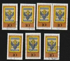 Deutschland BRD 1976 Michel 903 X7 Gestempelt 10 Pf., Yv. 752, Sc. 1224, Tag Der Briefmarke - Gebraucht