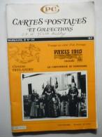 Cartes Postalles Et Collections Mars Avril 1987 N°114 - Français