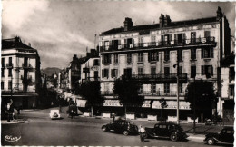 CLERMONT FERRAND ... PLACE DE LA GARE ET AVENUE CHARRAS .. HOTEL RESTAURANT TERMINUS - Clermont Ferrand
