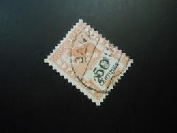 CH Znr. 63 - 50C - Canton Bern - Fiskalmarken - Revenue Stamps