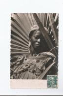 AFRIQUE JEUNE FEMME POSANT - Non Classés