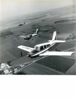 Photo Exploitation 18x24cm  SUD AVIATION - Gardan GY 80 F-BMUY, MS 893A F-BMVZ Et F-BMNO - Aviation