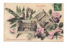 SOUVENIR DU 114° REGIMENT D'INFANTERIE SAINT MAIXENT - - Saint Maixent L'Ecole