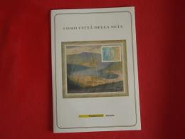 Italia Folder 2003 Como Città Della Seta Catalogo 2012 € 35,00 Prezzo Di Copertina € 15 - Folder