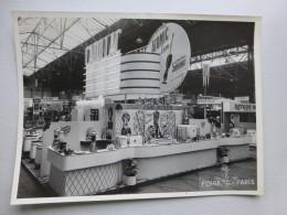 PARIS Grand Palais Foire De PARIS 1953, Stand Cadillac  Superbe Photo Professionnelle ; Ref  583  PH14 - Oud (voor 1900)