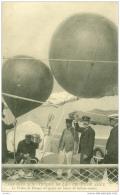 MONACO - Campagne Scientifique De La PRINCESSE ALICE - Le Prince, Dirigeant Un Lancer De Ballons-Sondes - Non Classés