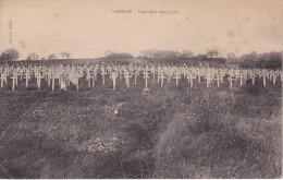 POSTAL DE VERDUN DEL CEMENTERIO AMERICANO (EDITION RAULET) - Cementerios De Los Caídos De Guerra