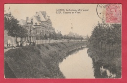 Lier - Kazerne En Vaart - 1920 ( Verso Zien ) - Lier