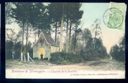 Cpa De Belgique Environs De Momignies  -- Chapelle De La Rouillie        LIOB94 - Momignies