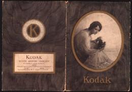 POCHETTE KODAK Ancienne Pour Conserver Les épreuves - Photographie