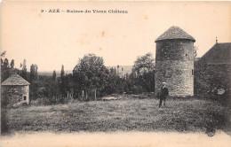 Azé Canton Lugny Château - Other Municipalities