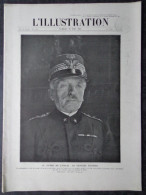 L´illustration N°3769 29 Mai 1915 Le Général Cardona, La Victoire De Lorette, L'exposition De San Francisco - Zeitungen