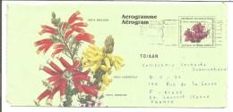 AFRIQUE DU SUD AEROGRAMME POUR LA FRANCE 1994 - Afrique Du Sud (1961-...)