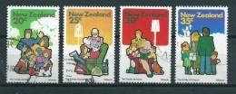 1981 New Zealand Complete Set Family Used/gebruikt/oblitere - Nieuw-Zeeland