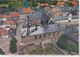 Belgique:LESSINES - Vue Aérienne.Le Monastère Notre Dame à La Rose,fondé En 1246 - Lessines