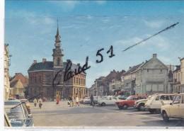 Belgique:LESSINES - La Grand'place - Lessines