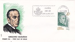 España Sobre Nº 2485 - 1931-Hoy: 2ª República - ... Juan Carlos I