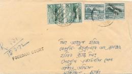 BANGLADESH -  1972 ,   Pakistan Mit Aufdruck - Bangladesch