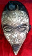IGBO Masker Uit Nigeria / Masque IGBO Du Nigéria - Art Africain