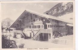 Château D'Oex - Vieux Chalet - Suisse