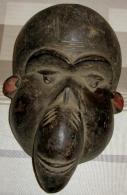 Baole Masker Uit De Ivoorkust - Art Africain