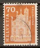 SUISSE    -   1960.    Y&T N° 653 Oblitéré - Switzerland