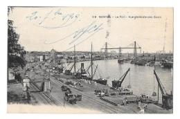 (9493-44) Nantes - Le Port Vue Générale Des Quais - Nantes