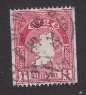 Ireland, Scott #105, Used, Map, Issued 1940 - Oblitérés