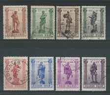 Belgie COB° 615-622 - Belgique
