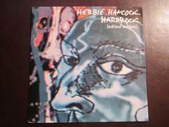 HERBIE HANCOCK - HARDROCK (edited Version) 45 Tours - CBS - Hard Rock & Metal
