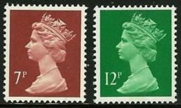 Gran Bretaña 1200/1201 ** MNH. 1985 - Nuovi