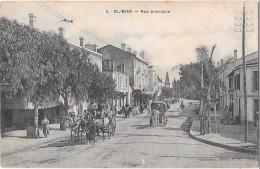 EL-BIAR --Rue Principale - Algérie
