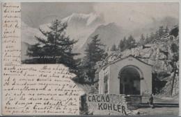 Cacao Kohler - Notre Dame Des Marches Saas Fée - VS Valais