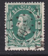 N°  30 - LP. 402  WILLEBROECK. - Coba+10 - 1869-1883 Léopold II