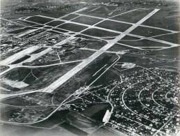 Photo Exploitation 18x24cm ORLY Vue Aérienne Années 60 - 3 - - Aviation