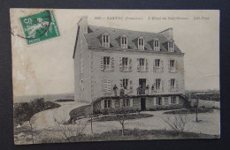 SANTEC (Finistère) - L'hôtel Du Gulf-Stream - France